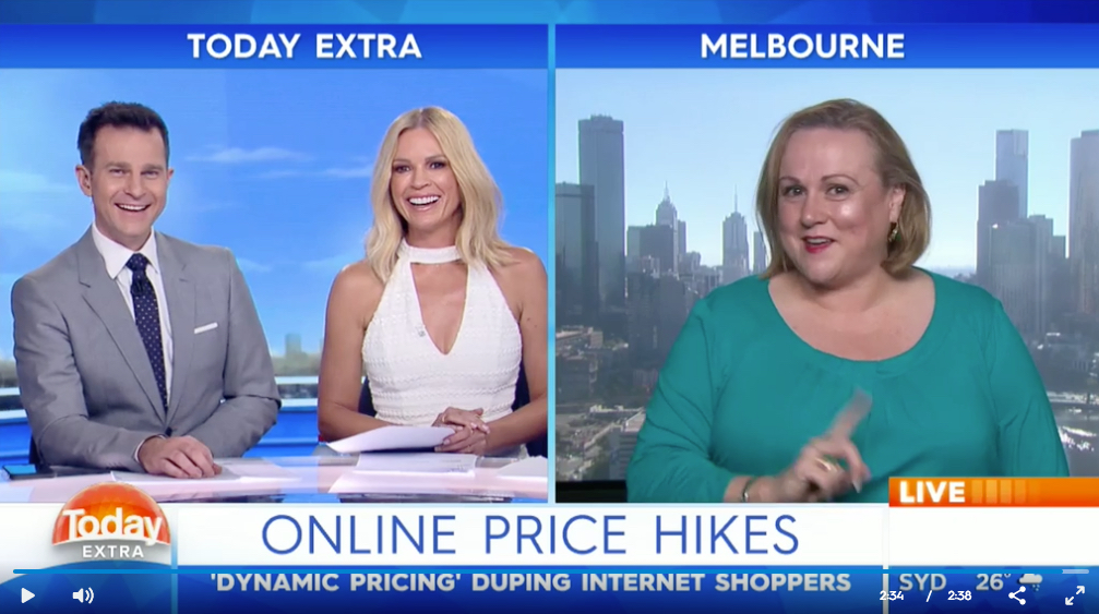 TODAY Show Online Price Hikes