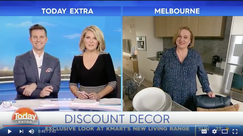 Today Extra Kmart Discount Decor